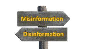 misinformation in meetings